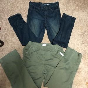 Bundle: Children's Place pants